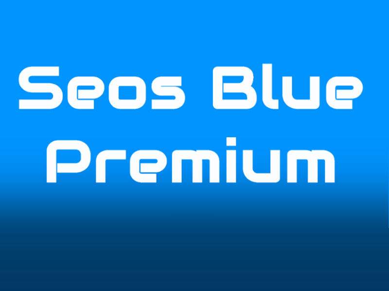 Free WordPress Blue Theme