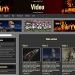 Video – WordPress Theme