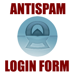 Antispam Login Form