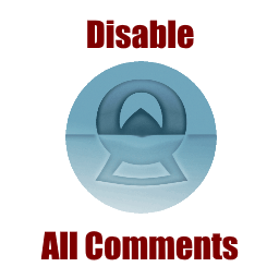Disable All Comments WordPress Plugin