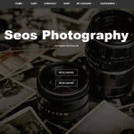 Seos Photography – WordPress Theme