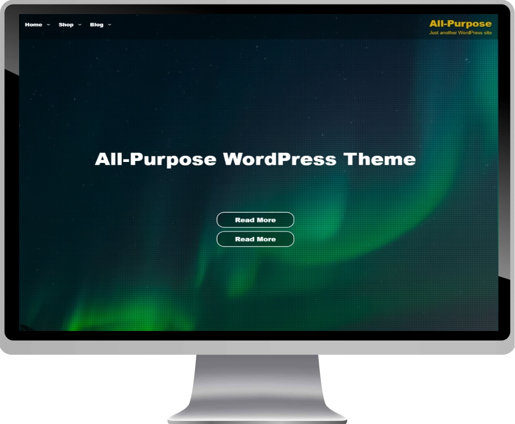 Wordpress Theme All-Purpose