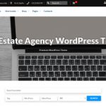 Real Estate Agency WordPress Theme